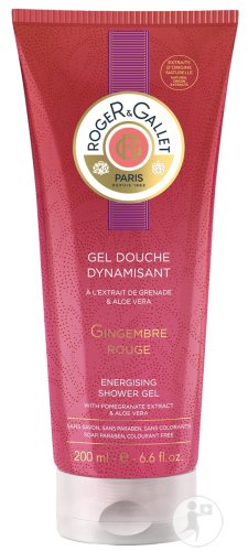 Roger&Gallet Gingembre Rouge Energie-Spendendes Duschgel Tube 200ml