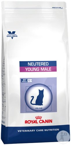 Royal Canin Veterinary Care Nutrition Katze Neutered Young Male Katze Trockenfutter 3,5kg