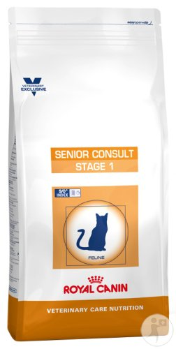 Royal Canin Veterinary Care Nutrition Katze Senior Consult Stage 1 Trockenfutter 1,5kg