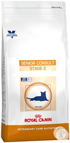 Royal Canin Veterinary Care Nutrition Katze Senior Consult Stage 2 Katze Trockenfutter 6kg