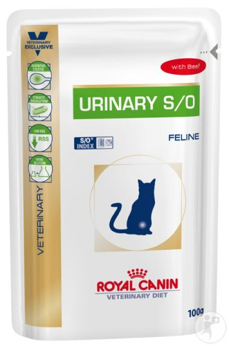 royal canin veterinary diet katze urinary s o feline beef 100g expresslieferung. Black Bedroom Furniture Sets. Home Design Ideas