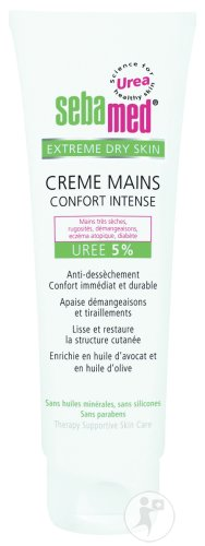 Sebamed Handcreme Trockene Haut Urea 5% Tube 75ml