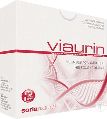 Soria Natural Viaurin 28 Tabletten