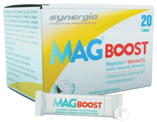 Synergia MagBoost 20 Taschen