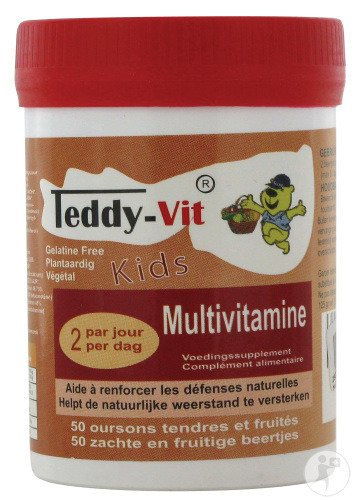 Teddy Vit Multivitamin 50