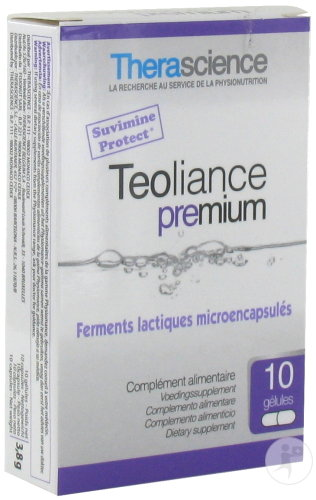 Therascience Physiomance Teoliance Premium 10mil. Gel 10 Phy251