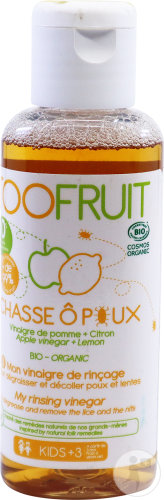 Toofruit Chasse O Poux  125ml