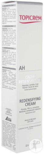 Topicrem Anti-Age Gesichtscreme Verdichtend Trockene Haut Tube 40ml