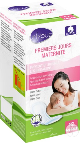 Unyque Maternity First Days Doekjes 12