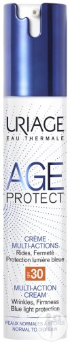 Uriage Age Protect Multi-Actions-Creme SPF30 Airless Pumpflakon 40ml