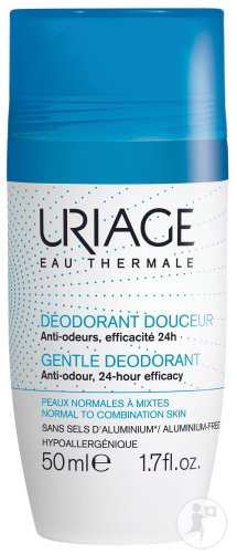 Uriage Eau Thermale Deodorant Sanft 24h Roll-On 50ml