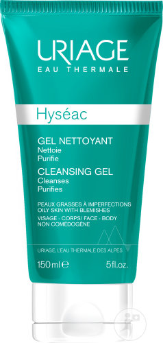 Uriage Eau Thermale Hyséac Cleansing Gel 150ml