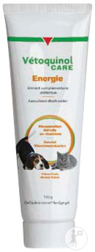 Vétoquinol Care Energie/Calo-Pet Hund/Katze Gel Tube 120g