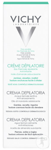 Vichy Dermo-Tolerance Haarentfernungs-Creme Tube 150ml