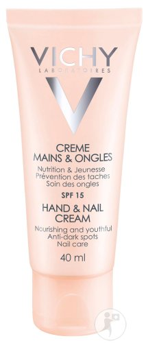 Vichy Ideal Body Hand- & Nagelcreme SPF15 Tube 40ml