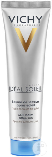 Vichy Ideal Soleil After Sun S.O.S-Repair-Balsam Tube 50ml