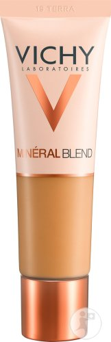 Vichy Mineralblend Ultra-Leichtes Make-Up-Fluid 15 Terra Tube 30ml