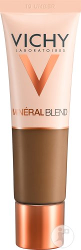 Vichy Mineralblend Ultra-Leichtes Make-Up-Fluid 19 Umber Tube 30ml
