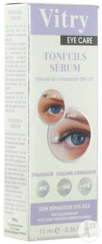 Vitry Toni'Cils Wimper Serum Flakon 11ml
