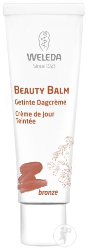 Weleda Beauty Balm 5in1 Getönte Tagespflege Bronze Tube 30ml