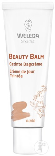 Weleda Beauty Balm 5in1 Getönte Tagespflege Nude Tube 30ml