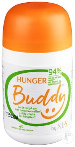 XLS Medical Hunger Buddy 40 Kapseln