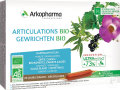 Arkopharma Arkofluides Articulations Bio Ampoules 20x10ml