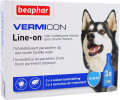 Beaphar Vermicon Line-On Pour Chiens Moyens Ampoules 3x3ml