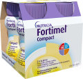 Fortimel Compact Vanille Bouteilles 4x125ml