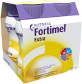 Fortimel Extra Abricot Bouteilles 4x200ml
