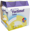 Fortimel Extra Vanille Bouteilles 4x200ml
