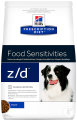Hill's Pet Nutrition Prescription Diet Food Sensitivities Z/D Canine Original 10kg