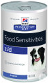 Hill's Pet Nutrition Prescription Diet Food Sensitivities Z/D Canine Original 12x370g