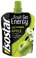 Isostar Fruit Gel Energy Actifood Apple 90g