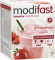 Modifast Intensive Weight Loss Milkshake Saveur Fraise 8x55g