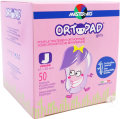 Ortopad Junior For Girls Compresse Oculaire 50 Pièces (73221)