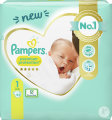 Pampers Premium Protection 2-5kg Taille 1 Couches 22
