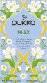Pukka Herbs Infusion Biologique Relax 20 Sachets