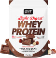 QNT Purity Light Digest Whey Protein Chocolat Aux Noisettes 500g