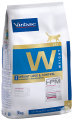 Virbac Veterinary HPM Weight Loss & Control W2 Croquettes Chat Surpoids 3kg