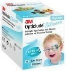 3M Opticlude Silicone Pansements Orthoptiques Boy Mini 50 Pièces