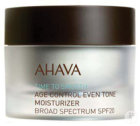 Ahava Time To Smooth Age Control Soin Hydratant Teint Parfait IP20 Pot 50ml