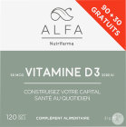 Alfa Vitamine D3 50mcg Softgel 120