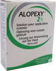 Alopexy 2% Solution Pour Application Cutanée Pipettes 3x60ml
