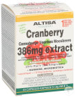 Altisa Cranberry Extract + Mannose Advanced Forte 45 Capsules Végétariennes