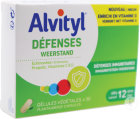 Alvityl Defenses V-caps 30