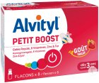 Alvityl Petit Boost Goût Fraise Flacons 8x10ml