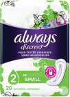 Always Discreet Incont Pads Small Sp 20