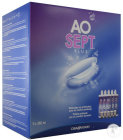 Aosept Plus Pack 5x360ml + Étuis