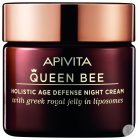Apivita Queen Bee Age Defense Crème De Nuit  Raffermissantesante & Réparatrice Pot 50ml